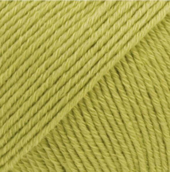 Cotton Merino Pistacie 10