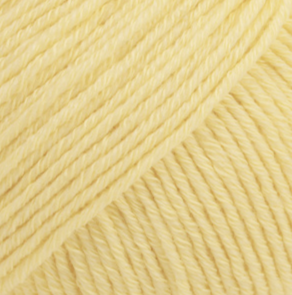 Cotton Merino Vaniliegul 17