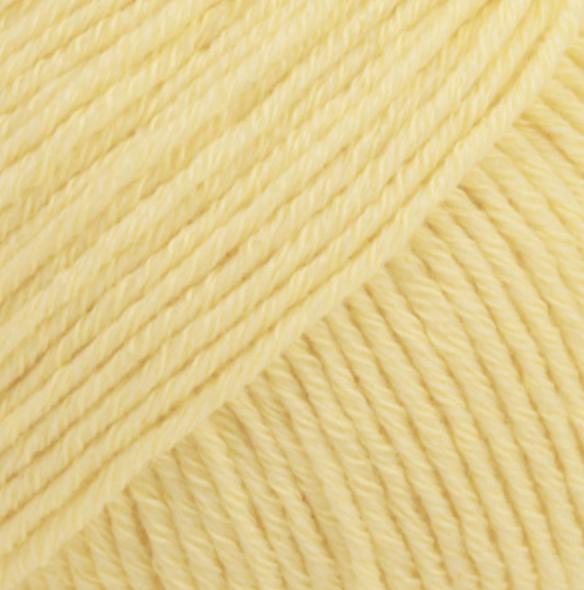 Cotton Merino Vaniliegul 17