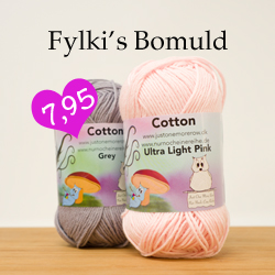 Fylki's 100% Bomuld