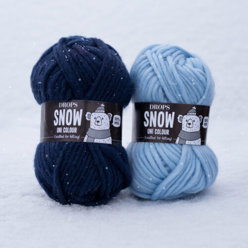 Drops Snow 700x700